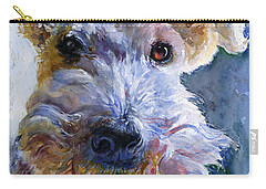 Fox Terrier Full Carry-all Pouch