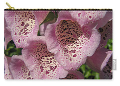 Carry-all Pouch featuring the photograph Speckled by Cheryl Hoyle