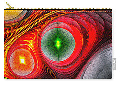 Fractal 86 Carry-all Pouch