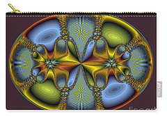 Fractal Art Egg Carry-all Pouch