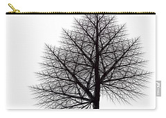 Fractal Essence Of A Tree Carry-all Pouch