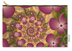 Fractal Joy Carry-all Pouch