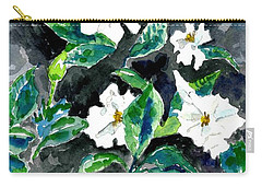 Fragrant Beauty  Carry-all Pouch