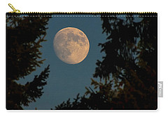 Framed Moon Carry-all Pouch
