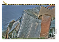 Frank Gehry At Case Western U Carry-all Pouch