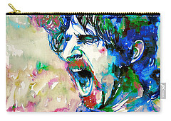 Frank Zappa  Portrait.4 Carry-all Pouch