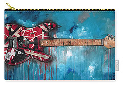 Frankenstrat Carry-all Pouch by Sean Parnell