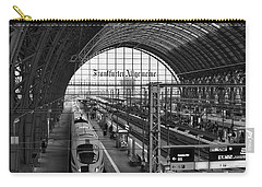 Frankfurt Bahnhof - Train Station Carry-all Pouch