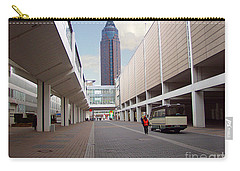 Frankfurter Messe Turm Carry-all Pouch