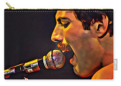 Freddie Mercury 2 Of 4 Carry-all Pouch