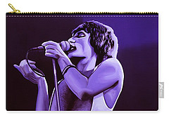 Freddie Mercury Of Queen Carry-all Pouch by Paul Meijering