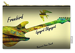 Freebird Lynyrd Skynyrd Ronnie Van Zant Carry-all Pouch