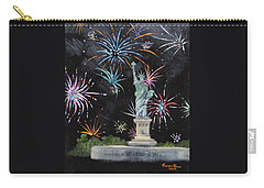 Freedom Carry-all Pouch by Judith Rhue