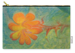 Carry-all Pouch featuring the painting Freedom by Mike Breau