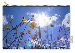Freedom Of The Meadow Carry-all Pouch