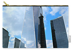 Freedom Tower Carry-all Pouch by Stephen Stookey