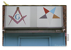 Freemasons Carry-all Pouch