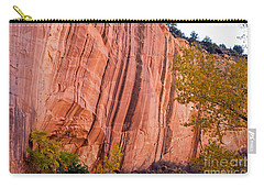 Fremont River Cliffs Capitol Reef National Park Carry-all Pouch