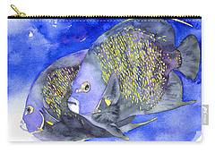 French Angelfish Carry-all Pouch