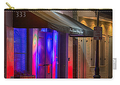 French Quarter Wedding Chapel Carry-all Pouch by Jerry Fornarotto