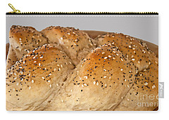 Fresh Challah Bread Art Prints Carry-all Pouch