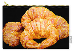 Fresh Croissants Carry-all Pouch
