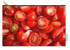 Fresh Red Tomatoes Carry-all Pouch