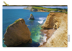 Freshwater Bay Carry-all Pouch by Ron Harpham