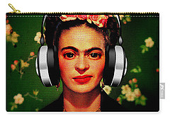 Frida Jams Carry-all Pouch