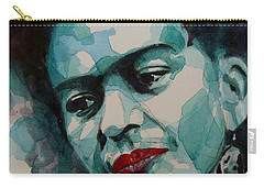 Frida Kahlo Carry-all Pouch by Paul Lovering
