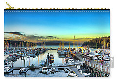 Friday Harbor Carry-all Pouch