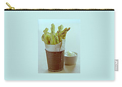 Fried Asparagus Carry-all Pouch