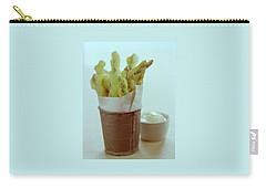 Fried Asparagus Carry-all Pouch