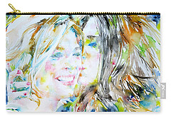 Friends Carry-all Pouch by Fabrizio Cassetta