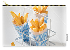 Fries Carry-all Pouch by Amanda Elwell
