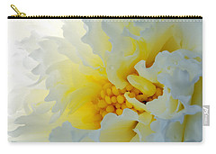 Frilling Carry-all Pouch by Wendy Wilton