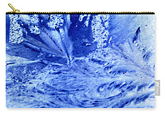 Carry-all Pouch featuring the digital art Frocean by Richard Thomas