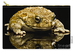 Frog Carry-all Pouch by Gunnar Orn Arnason