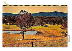 Carry-all Pouch featuring the photograph From A Distance by Wallaroo Images