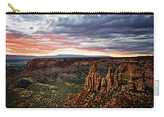 From The Overlook - Colorado National Monument Carry-all Pouch
