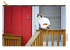 Front Porch Cat Carry-all Pouch