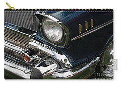 Front Side Of A Classic Car Carry-all Pouch