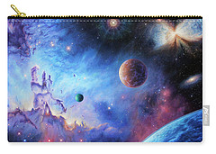 Frontiers Of The Cosmos Carry-all Pouch