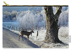 Frosty Cades Cove II Carry-all Pouch