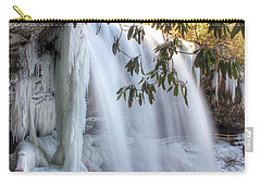 Frozen Dry Falls Carry-all Pouch
