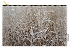 Frozen Grass Carry-all Pouch