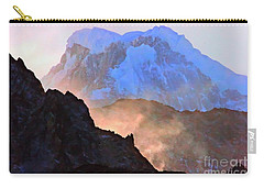 Frozen - Torres Del Paine National Park Carry-all Pouch