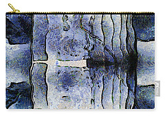 Frozen Monoliths Carry-all Pouch by Wendy J St Christopher