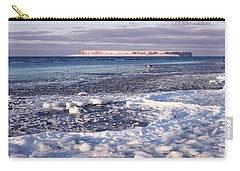 Frozen Shore Carry-all Pouch
