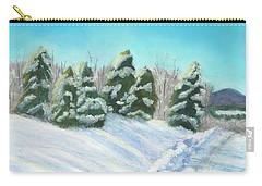 Frozen Sunshine Carry-all Pouch